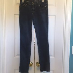 """Lucky Brand Jeans """"Sweet 'N Straight Size 4"""